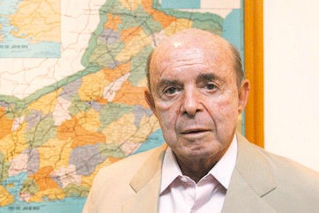 Francisco Dornelles assume o Governo do Rio