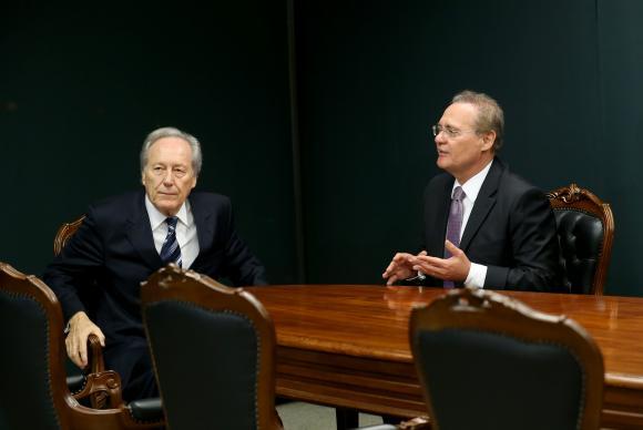 """Renan diz no STF que Senado não terá voto em """"função do que a família quer"""""""