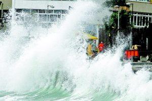 Clima polar: Rio tem dia mais frio do ano