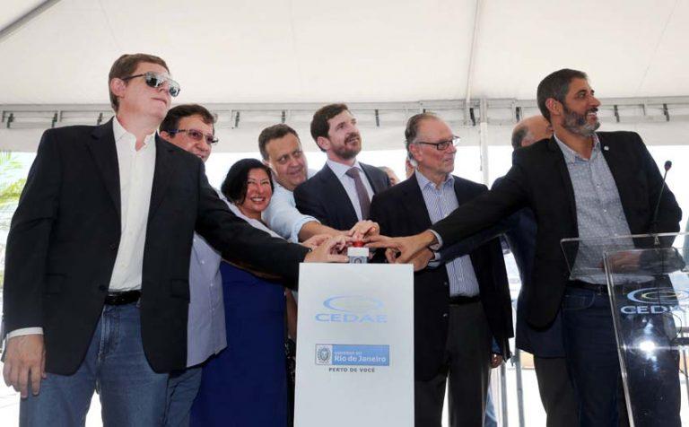 Compromisso olímpico, galeria de cintura da Marina da Glória é inaugurada
