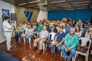 Empreendedores da Região Serrana participam de oficina, em Cordeiro, para aprimorar competitividade e ampliar oportunidades de negócio