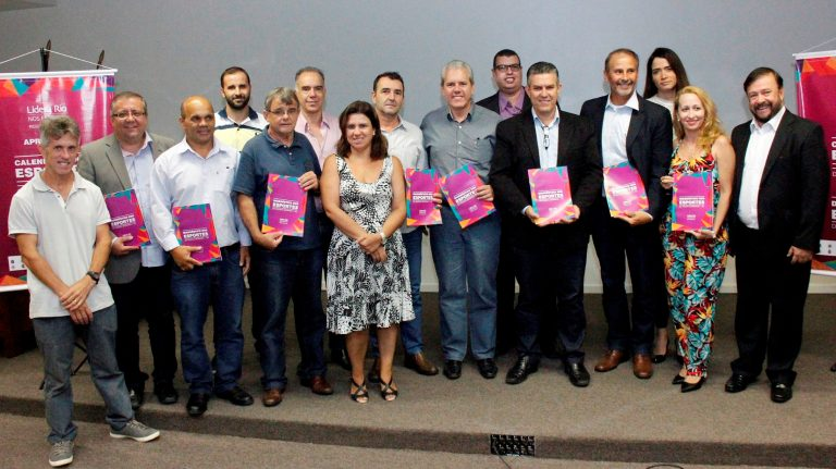 Prefeito de Macuco participa da apresentação do Lidera Rio
