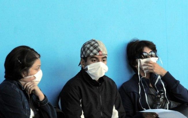 Mortes por H1N1 chegam a 230 no ano; casos crescem 34% em uma semana