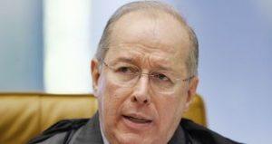 Ministro Celso de Mello nega abertura de novo impeachment contra Temer