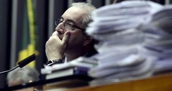 Cunha informa ao STF que mudou regra da votação do impeachment