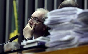 Cunha quer impugnação de testemunhas indicadas por relator no Conselho de Ética