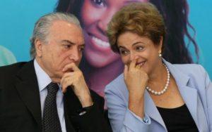 Para agências de risco, nem Dilma nem Termer evitarão estagnação da economia