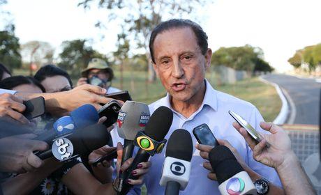 Skaf propõe a Temer ajuste fiscal sem aumento de impostos