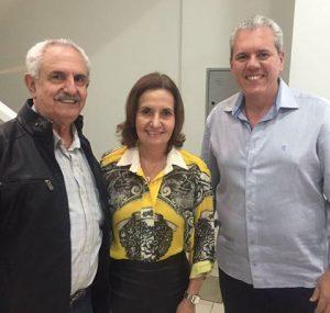 Deputada Martha Rocha atua para viabilizar Batalhão de PM de Cordeiro