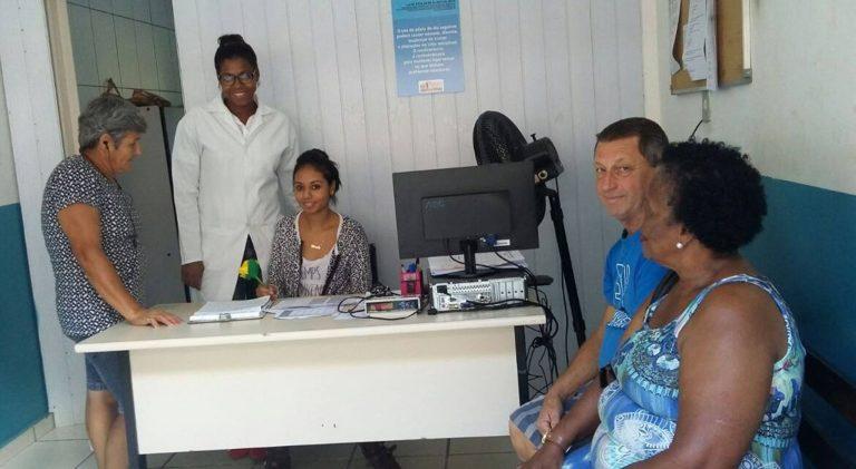 Sucesso no 'Dia D' da Vacinação contra a Influenza em Macuco