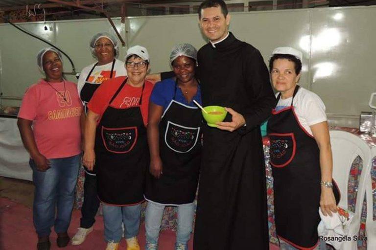 Continuam os preparativos para a Festa do Padroeiro em Macuco