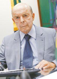 Francisco Dornelles fará auditoria em contratos do estado
