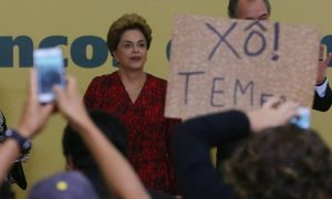 Dilma anuncia no Planalto cinco novas universidades federais.