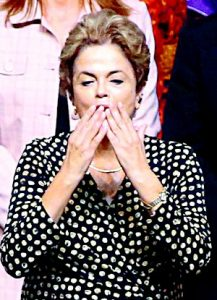 Senado deve afastar nesta quarta-feira a presidente Dilma por até 180 dias