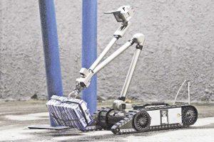 Robô de última geração vai atuar nas Olimpíadas
