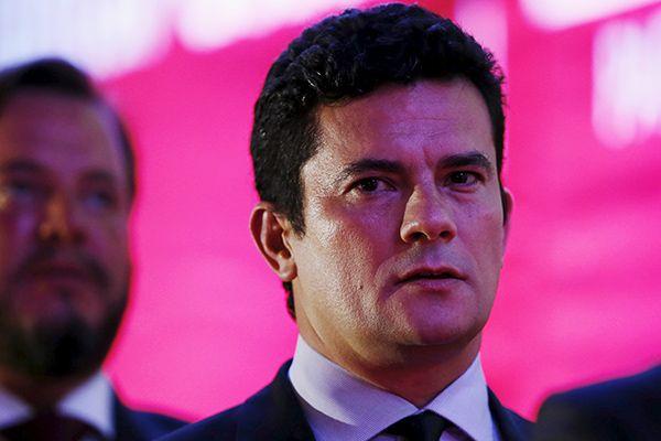 Moro: governo não deve interferir no Judiciário