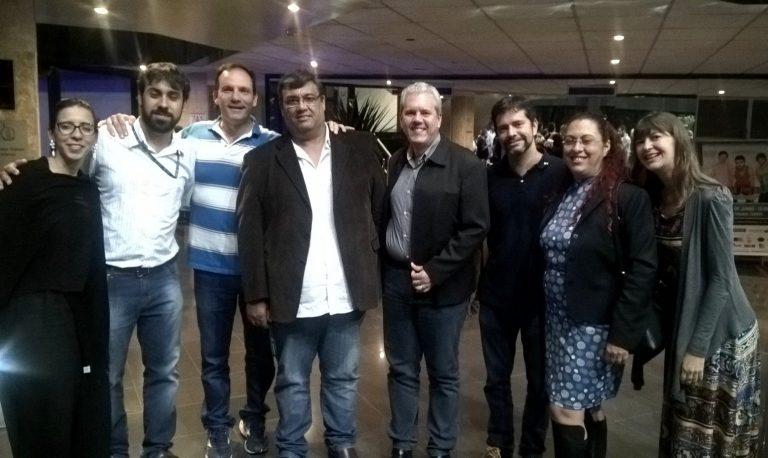 Cordeiro presente em evento sobre a gestão hídrica do Estado do Rio de Janeiro