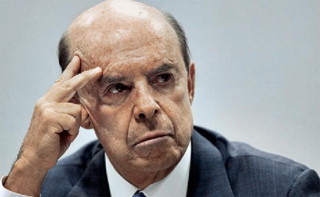 """Dornelles: """"O decreto tem o objetivo de mostrar para a sociedade o estado de calamidade financeira do Rio"""""""