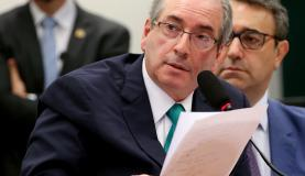 MPF pede à Justiça suspensão dos direitos políticos de Cunha por dez anos