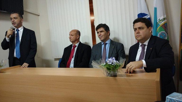Subseção de Cantagalo e sala em Bom Jardim são inauguradas