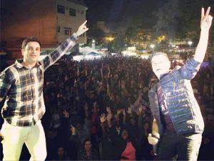 Diversidade musical, talento e muito bom gosto em Macuco