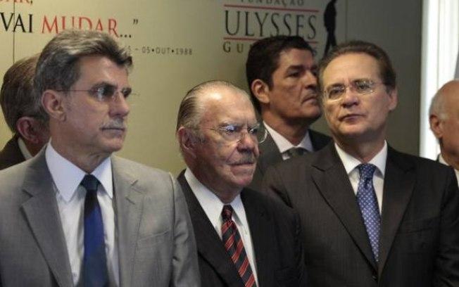 Procurador-geral da República pede prisão de Renan, Sarney, Jucá e Cunha