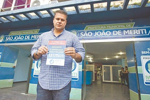 Nilópolis estuda decretar estado de emergência para aumentar efetivo