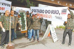 ONG faz mutirão de limpeza no IML