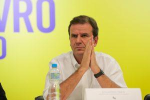 Paes garante que calamidade pública no Rio não atrasa entregas olímpicas
