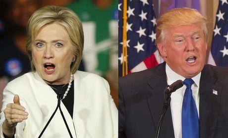 Trump propõe banir entrada de muçulmanos nos EUA; Hillary se opõe
