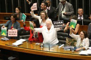 CCJ da Câmara aprova cota mínima a mulheres