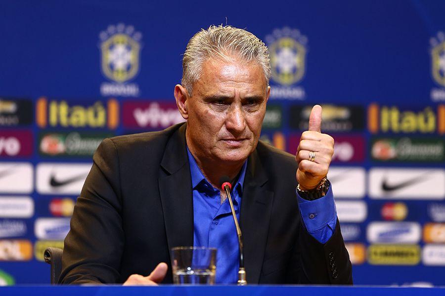 Tite admite risco de Brasil fora da Copa de 2018