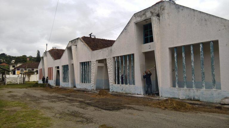 Prefeitura de Cordeiro prepara o Parque Raul Veiga para receber eventos