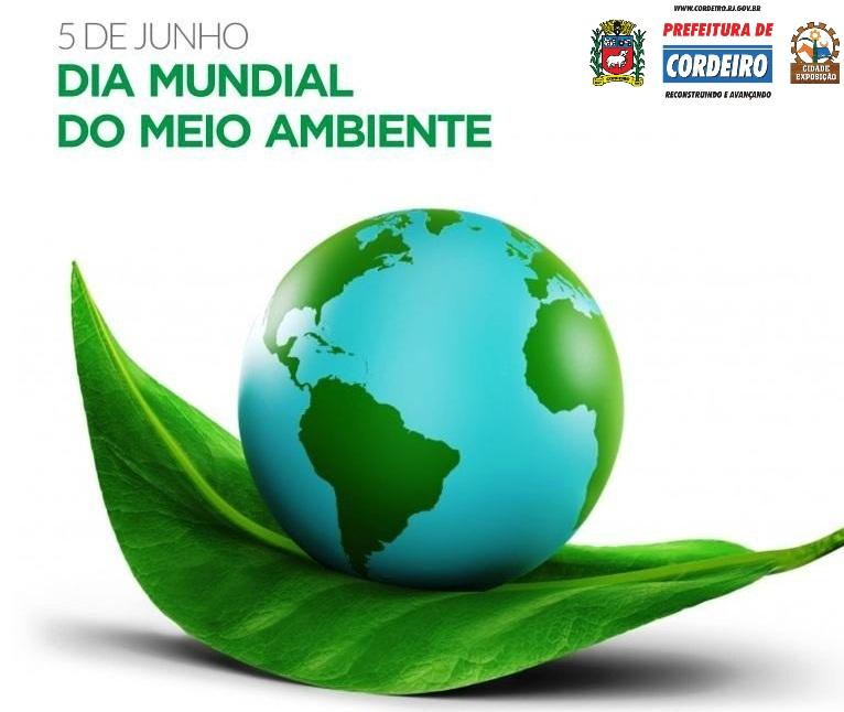 Cordeiro resgata nascente pelo Dia Mundial do Meio Ambiente