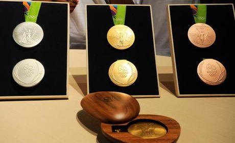 Comitê Rio 2016 apresenta medalhas e pódios das cerimônias de premiação