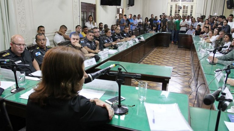 COMISSÃO VAI COBRAR MAIS TRANSPARÊNCIA SOBRE RESULTADO DE CONCURSO DA PM DE 2014