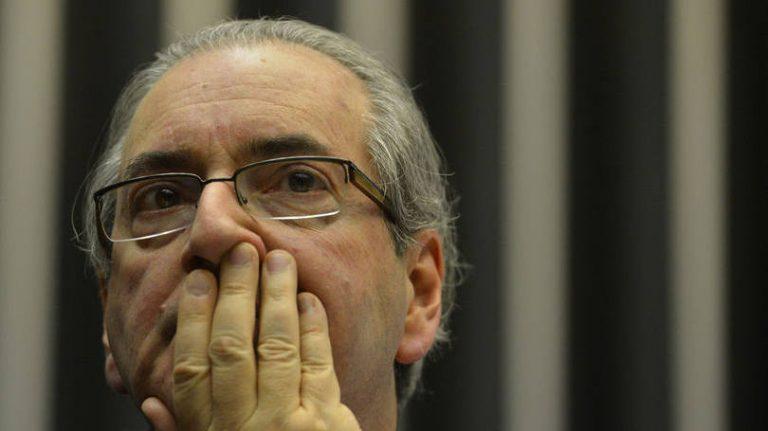 Relator pede cassação do mandato de Eduardo Cunha