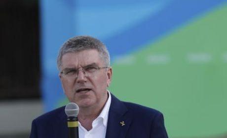 Presidente do COI confia que o Brasil sairá da crise e fará grande Olimpíada