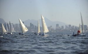 Atletas brasileiros dizem estar preparados para problemas na Baía de Guanabara