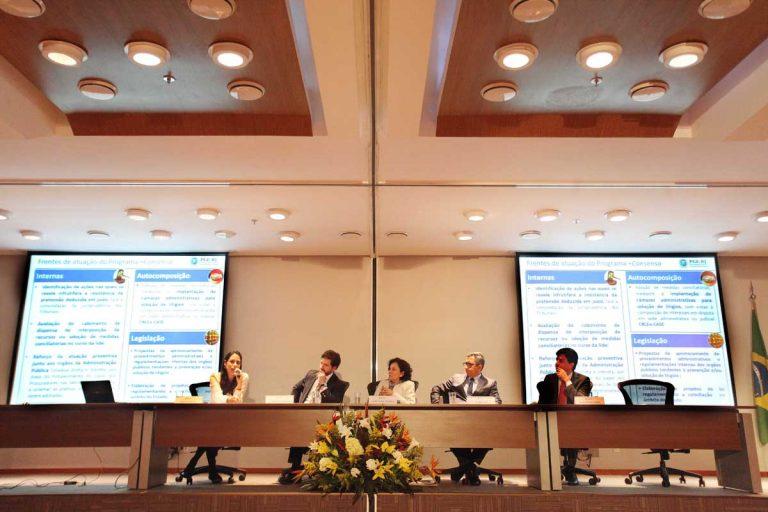 Procuradoria Geral lança programa +Consenso