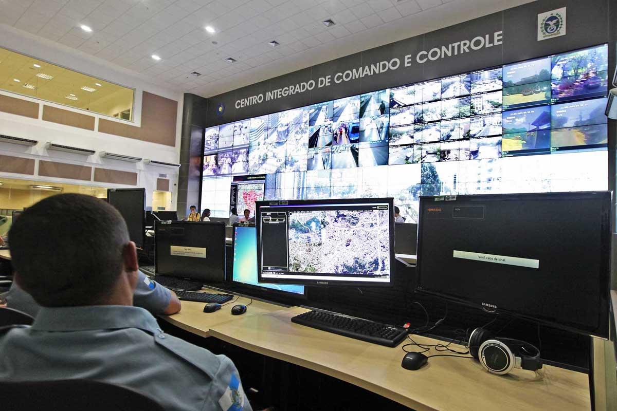 Forças de Segurança iniciam operação integrada para os Jogos Olímpicos