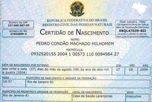 Bebês nascidos no estado do Rio sairão com RG e CPF da maternidade