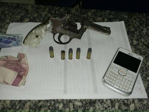Suspeito de fazer disparo em rua de Cordeiro, é detido