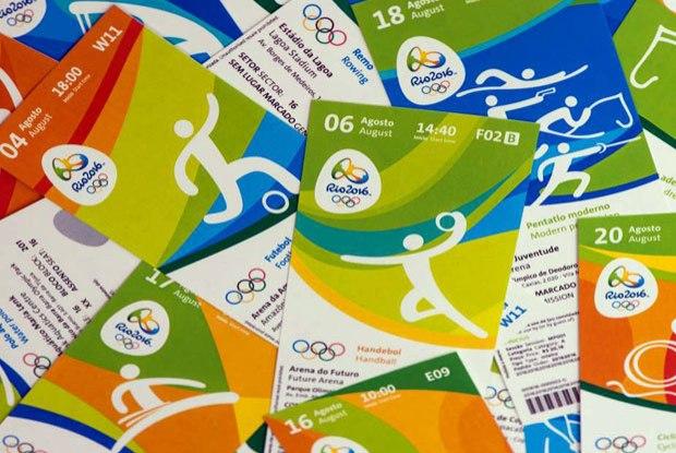 Ingressos para a Olimpíada são roubados de caminhão dos Correios