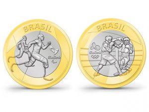 Mais de 250 milhões de Moedas da Olimpíada estão em circulação