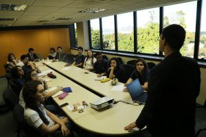 OAB Vai à Escola recebe alunos do Ensino Médio na Seccional
