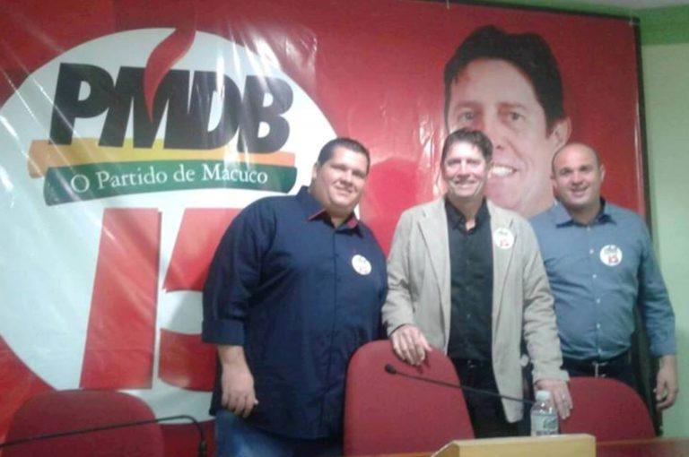PMDB de Macuco confirma Wildi Faria como candidato a prefeito