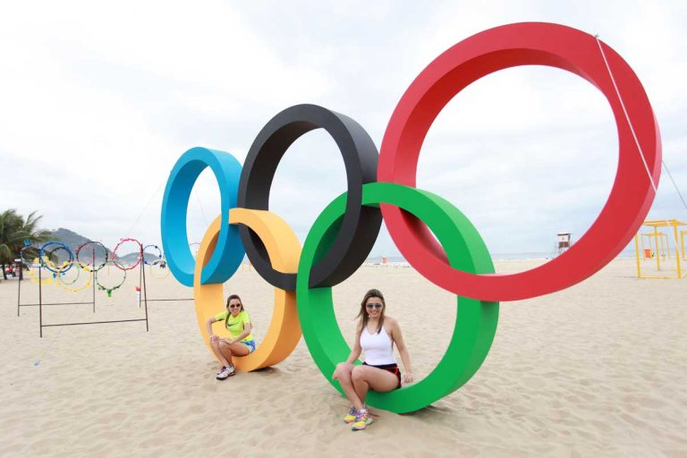 Rio de Janeiro inicia contagem regressiva para os Jogos Olímpicos