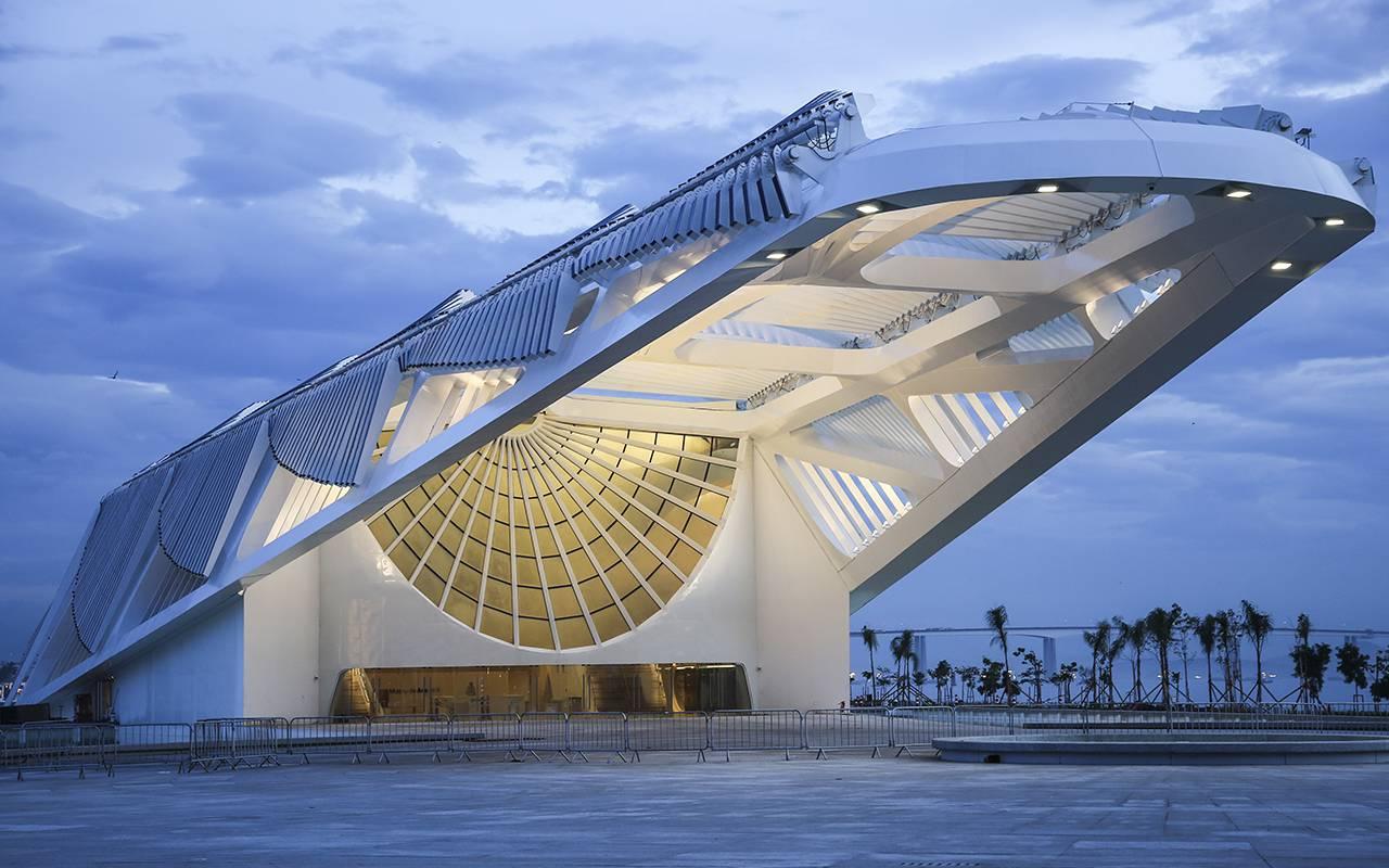 No Rio, Museu do Amanhã altera funcionamento durante Olimpíada