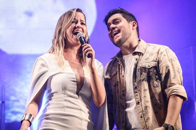 Festa em Valão do Barro terá shows de Maria Cecília & Rodolfo e Padre Alessandro Campos